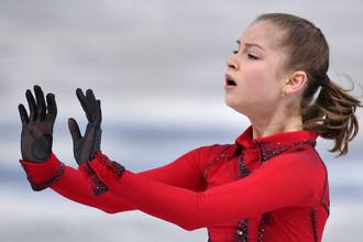 Юлия Липницкая примет участие в чемпионате мира — 2014 по фигурному катанию в Японии
