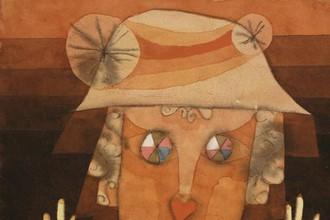 Пауль Клее. «Куколка (портрет)». Собрание ГМИИ им. А.С. Пушкина