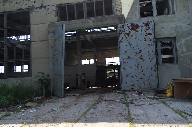 Инфраструктура депо уничтожена без шансов на восстановление