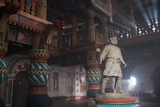 Декорации палат Добрыни