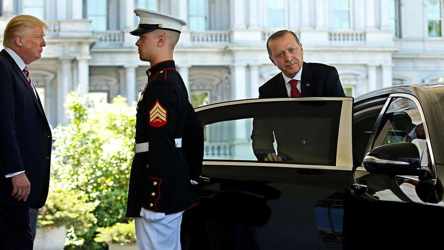 К чему приведет обострение отношения Анкары и Вашингтона