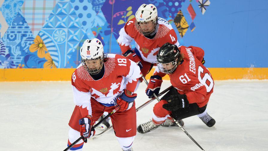 Капитан сборной России по хоккею объяснила, почему она виновата в поражении в 1/4 финала ЧМ