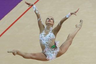 Российская гимнастка Екатерина Селезнева
