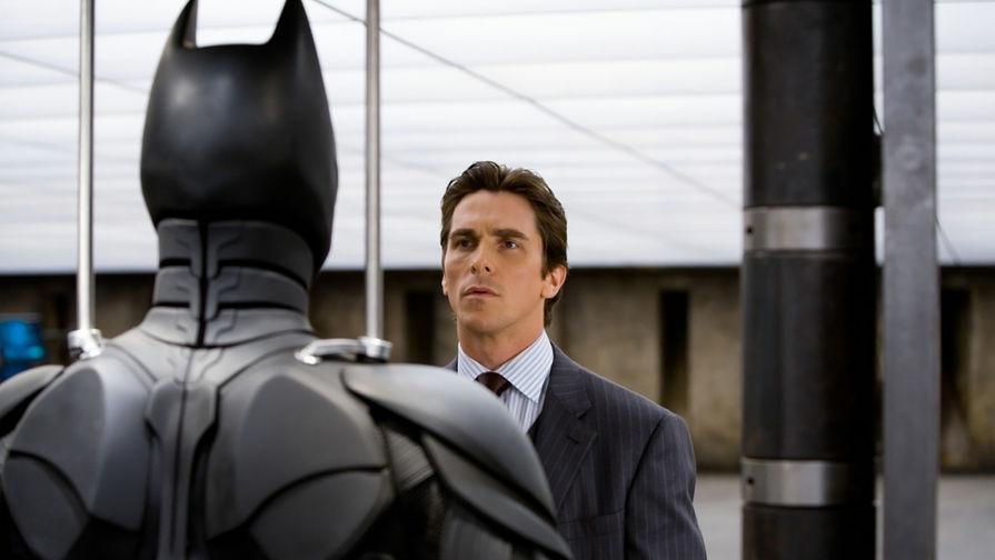 Кадр из фильма «Темный рыцарь» (2008)