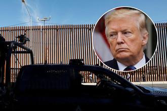 Чрезвычайное положение: Трамп нашел новую жертву