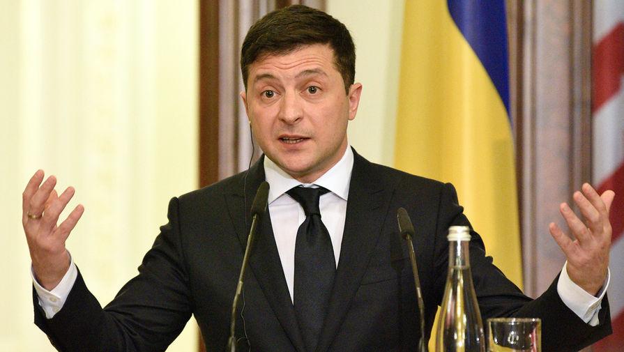 Зеленский: Украина не простит «забравших» Крым