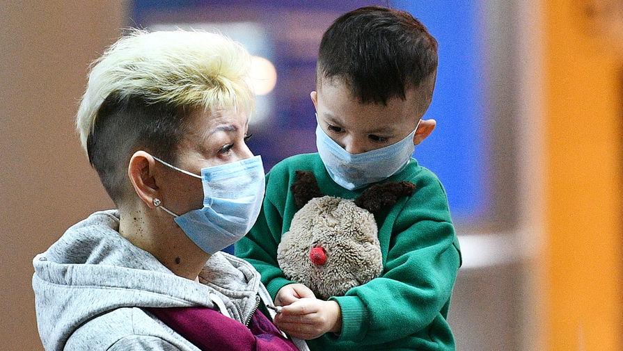 Скрытая угроза: какие симптомы указывают на коронавирус у детей