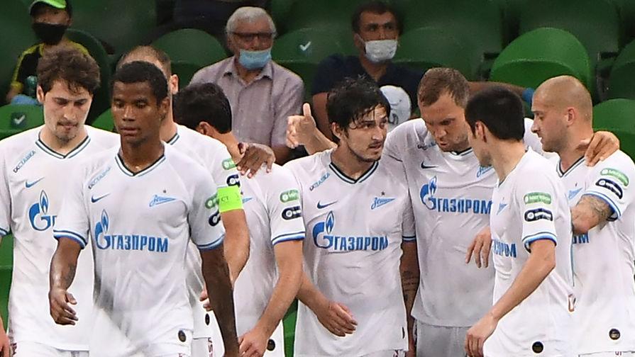 Ракицкий поздравил Петербург с золотом «Зенита»
