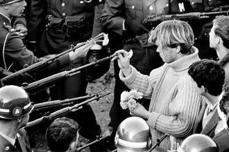 21 октября 1967 года пацифисты организовали так называемый «Поход на Пентагон»