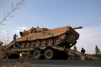 Начали заранее: россияне приступили к патрулированию в Сирии