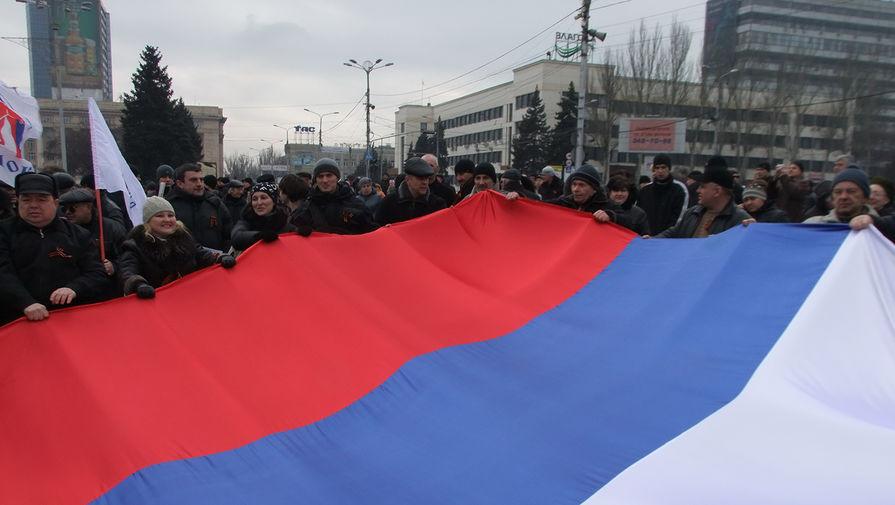 «Киев тут не причем»: ДНР и ЛНР за интеграцию с Россией