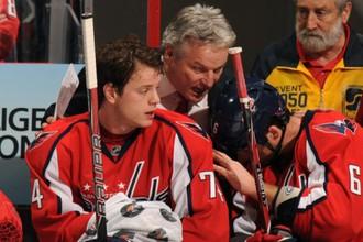 Дэйл Хантер добился своей первой победы в НХЛ