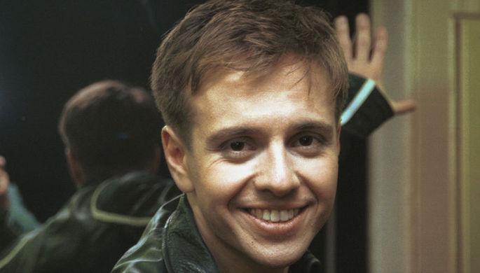 Андрей Губин, 1998 год