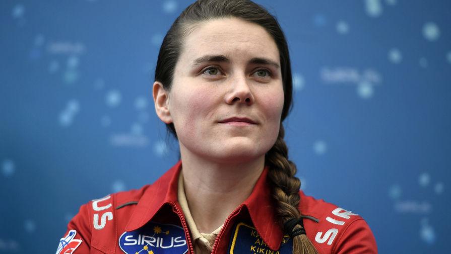 Единственная в России девушка-космонавт вошла в состав нового экипажа