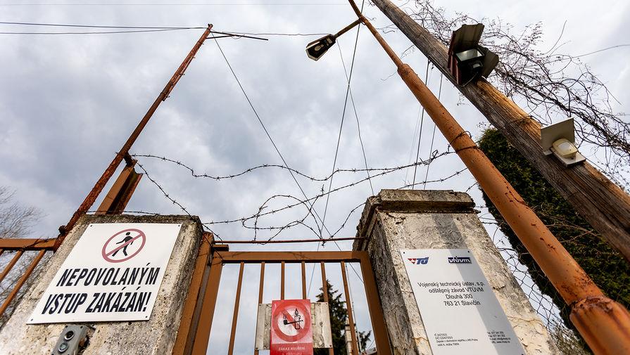 Чешское СМИ раскрыло подробности взрывов на складах во Врбетице