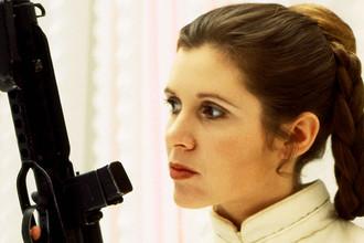 Возвращение Леи: Кэрри Фишер будет в новых «Звездных войнах»