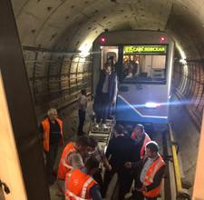 Ситуация в московском метро, 21 мая 2019 года