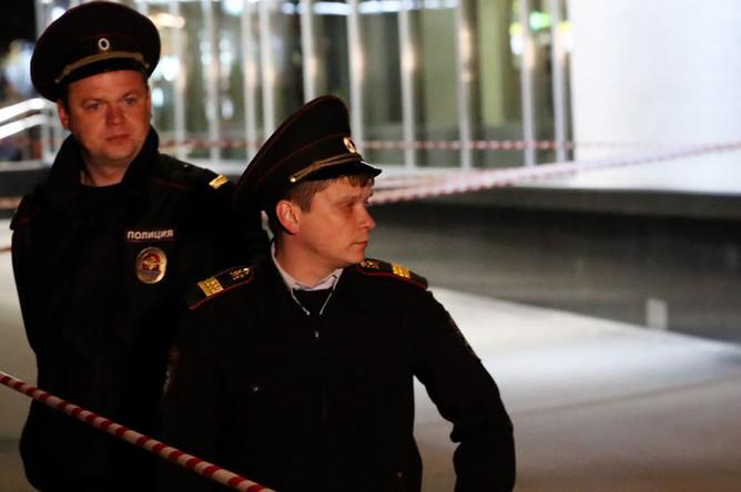 Ситуация у метро «Рязанский проспект» в Москве, 18 сентября 2019 года