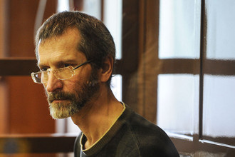 Мосгорсуд приговорил к пожизненному заключению лидера преступной группы Владимира Голбана