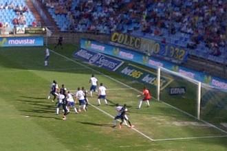 Победный гол «Малага» забила после розыгрыша углового