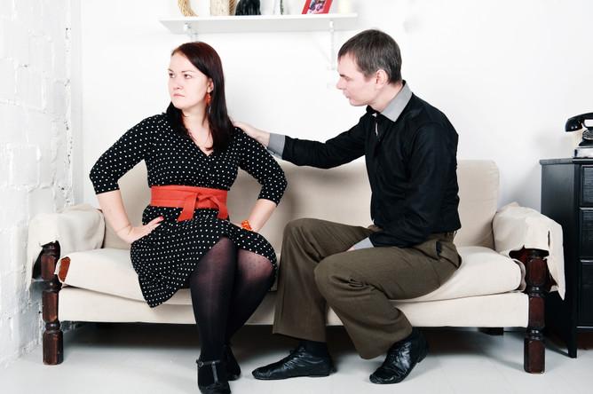 Религиозная жена не хочет секса