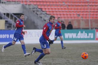 «Енисей» готов к матчу с ЦСКА