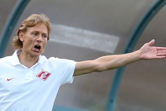 Валерий Карпин вывел, наконец, «Спартак» на первое место