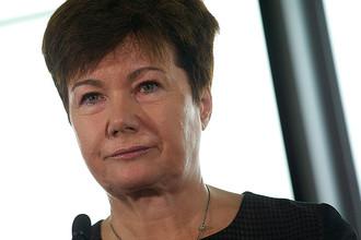 Мэр Варшавы Ханна Гронкевич-Вальц