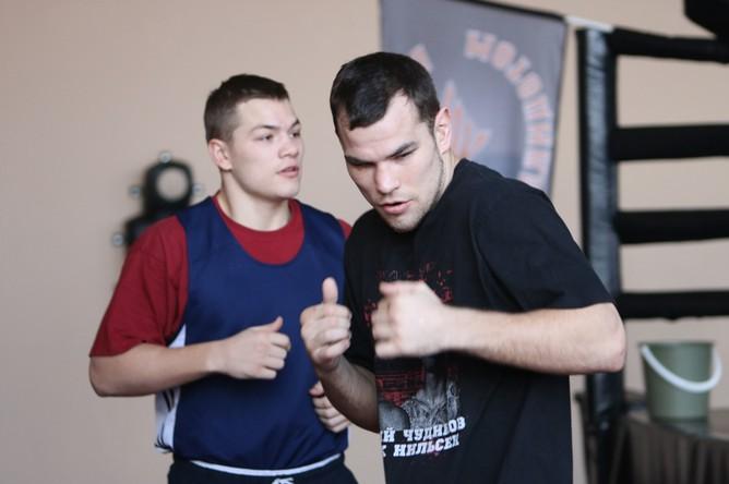 Федор и Дмитрий Чудиновы