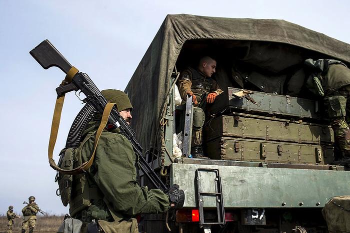 Стала известна судьба полка «Азов» на Донбассе