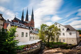 «Я собрал скромный чемодан и поехал учиться в Швецию»