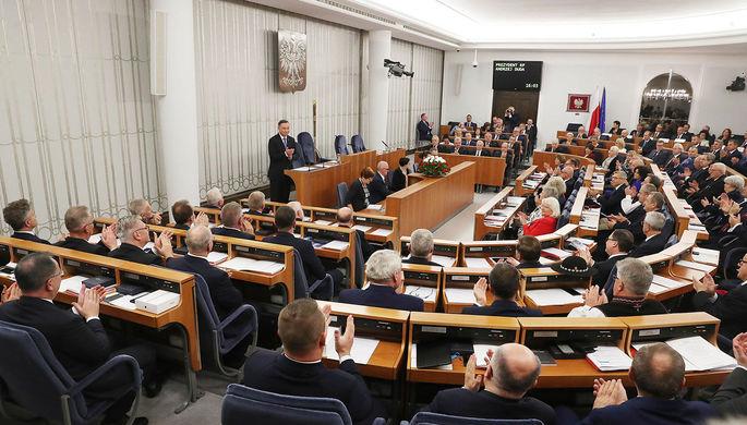 «Россия переиначивает»: в Польше готовят закон об истории