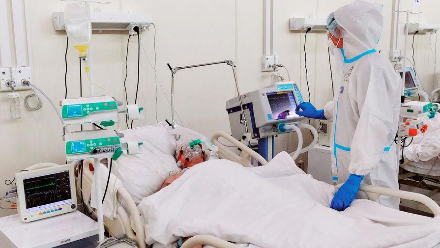 В России выявлено еще 24 092 новых случая коронавируса