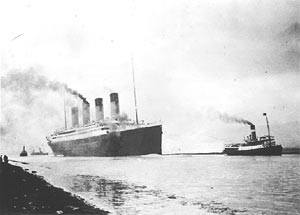 """По местам """"Титаника"""" без айсберга"""