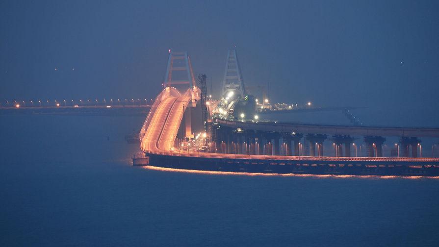 На Украине рассказали, почему бороться с Крымским мостом бессмысленно