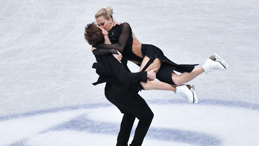 Французы Пападакис и Сизерон лидируют после ритм-танца на чемпионате мира
