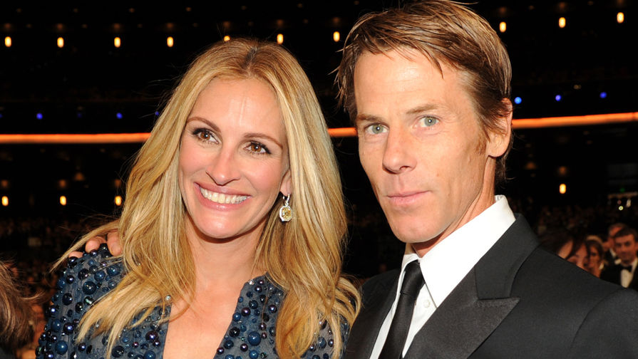Джулия Робертс решила развестись с мужем после 18 лет брака