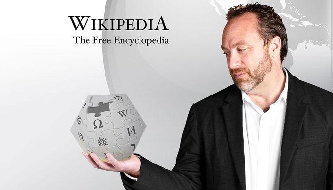15 лет «Википедии»