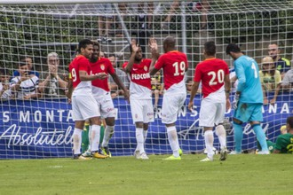 «Монако» начнет сезон матчем за Суперкубок против «Пари Сен-Жермен»