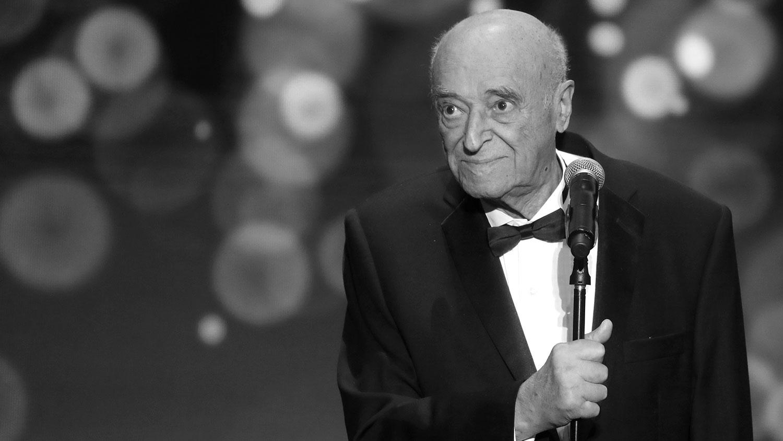 Владимир Этуш (6 мая 1922 – 9 марта 2019) Советский и российский актер театра и кино...