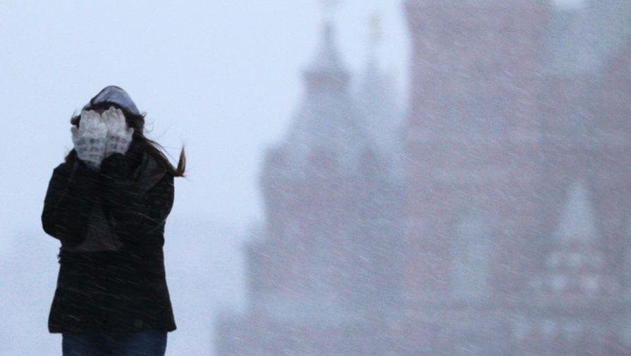 Ночь на вторник в Москве стала самой холодной с начала февраля