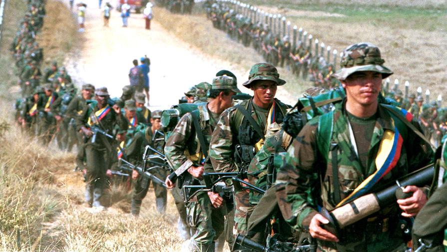 В Колумбии предотвратили теракт на взлетной полосе