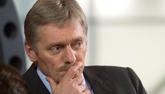 Пресс-секретарь президента Дмитрий Песков в Челябинской области, 5 декабря 2016 года