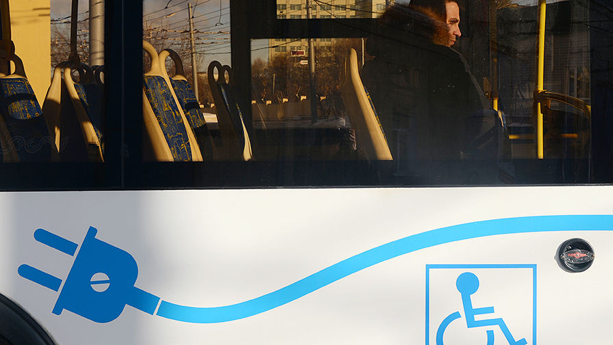 В Москве впервые загорелся электробус
