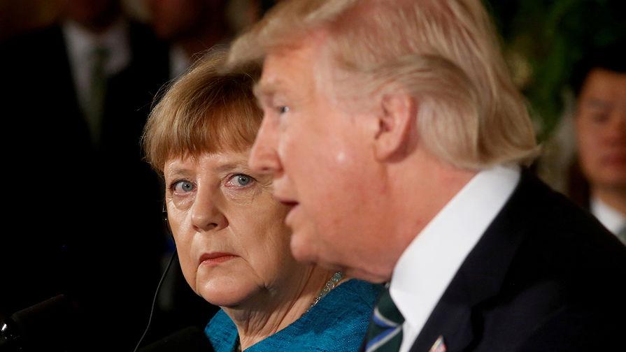 Саммит G7: как Меркель сорвала все планы Трампа