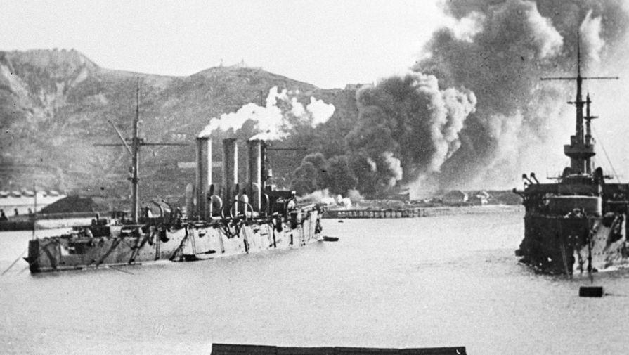 """""""Врагу не сдается """"Варяг"""": Япония начинает войну. ОНЛАЙН"""