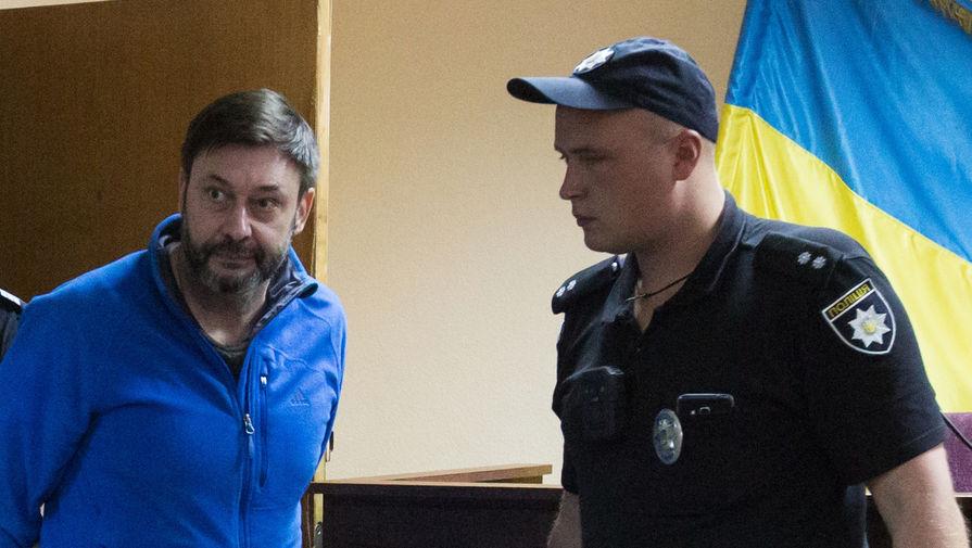 Отказался сам: обмен заключенными с Украиной пройдет без Вышинского