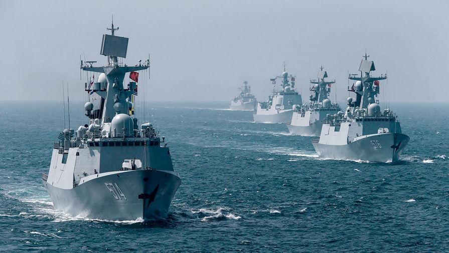 Господство в океане: Китай построил крупнейший флот в мире
