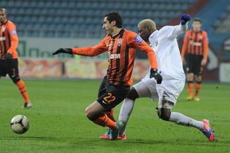 Первое поражение нынешнем чемпионате Украины «Шахтеру» нанес «Арсенал»