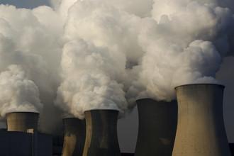 Угольная электростанция в Германии